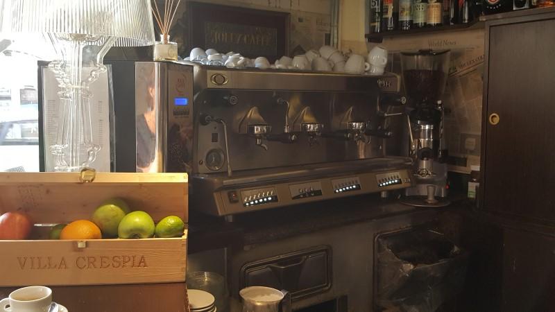 Espresso - Bar in Italien