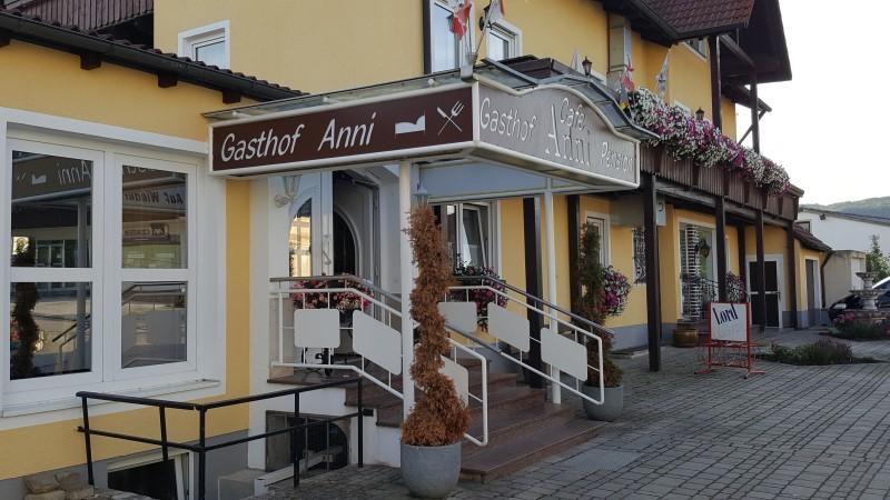 Gasthof Anni in Schwend