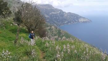 Amalfi Kuestenwanderung