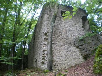 Poppberg Burgruine