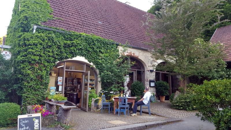 Wacholderwanderweg Hohenburg Cafe Hammermühle