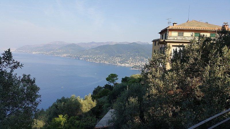 Von Camogli ins mondäne Portofino - Wandertour in Ligurien, Italien