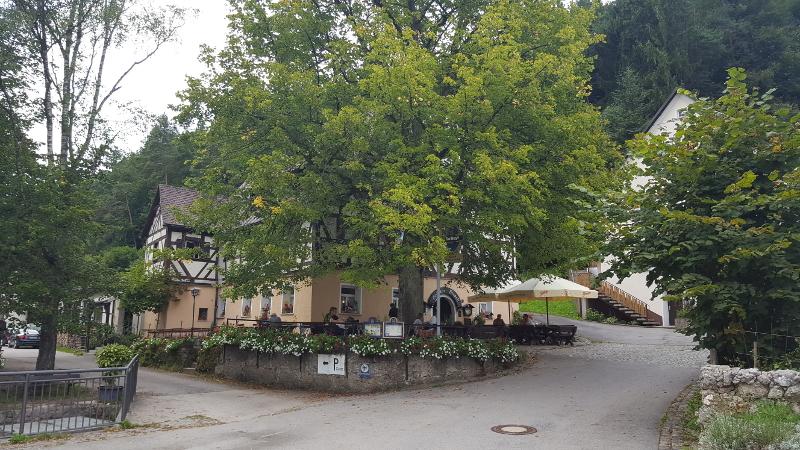 Hirschbach Wirtshaus Goldener Hirsch