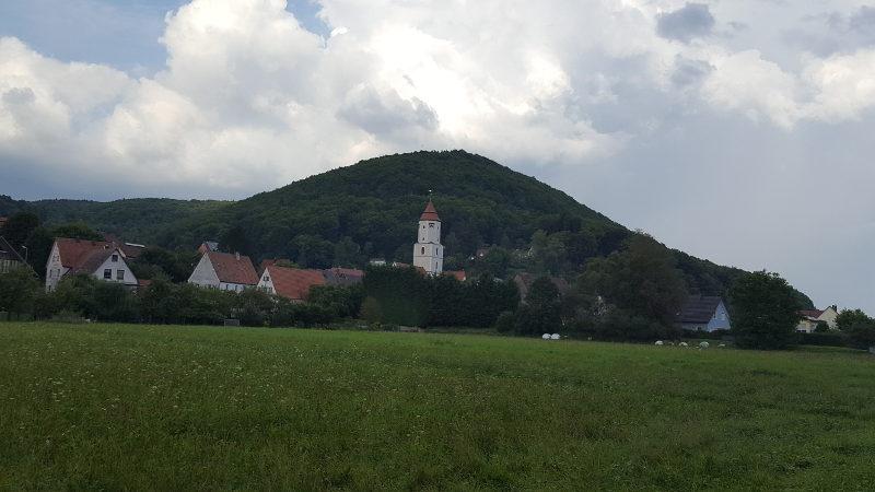 Radrundtour Hartmannshof-Hirschbach-Hohenstadt-Pommelsbrunn