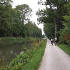 Ludwigkanal bei Berg