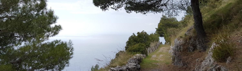 Wanderweg bei Maratea