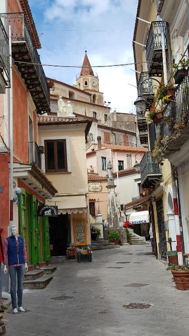 Maratea Altstadt