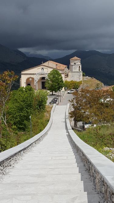 Maratea Basilica San Biagio