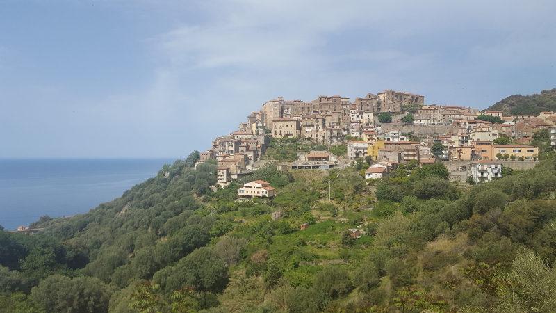 Cilento Nationalpark Wanderung von Pisciotta nach Palinuro, Italien