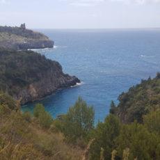 Küstenwanderweg zur Baia degli Infreschi Cilento