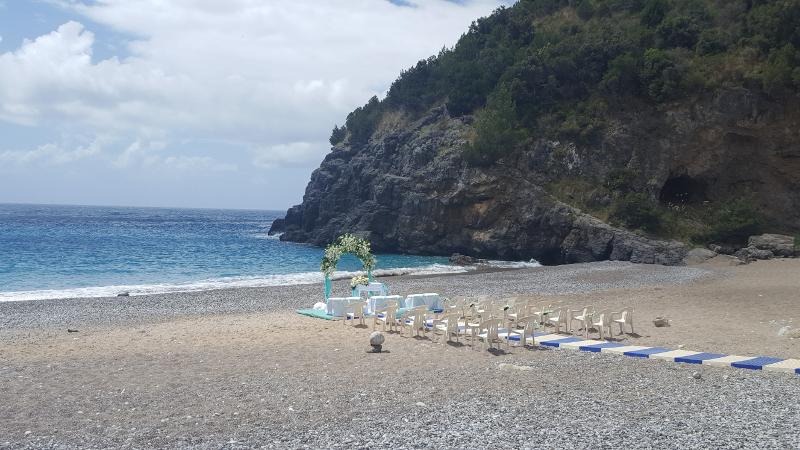 Wanderung zur Baia degli Infreschi Bucht Pozzallo