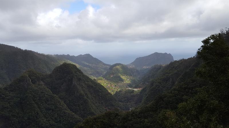 Madeira Levada-Wanderung Ribeiro Frio