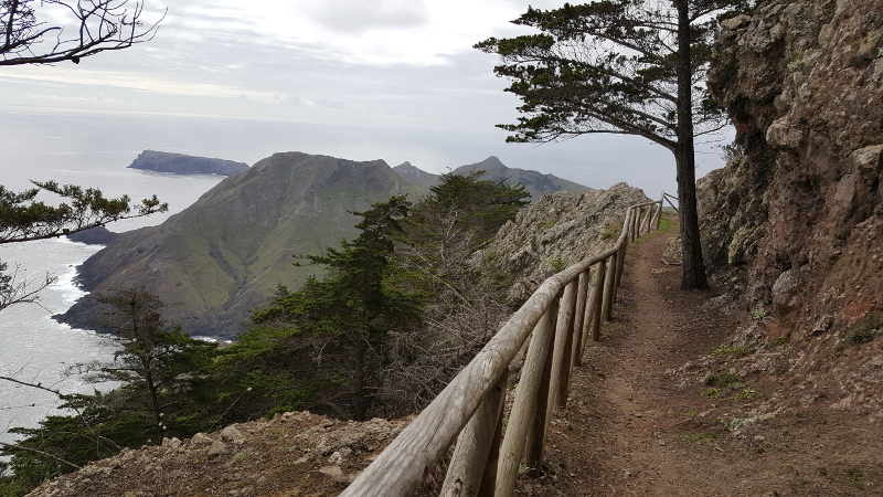 Porto Santo PR1 Wanderung