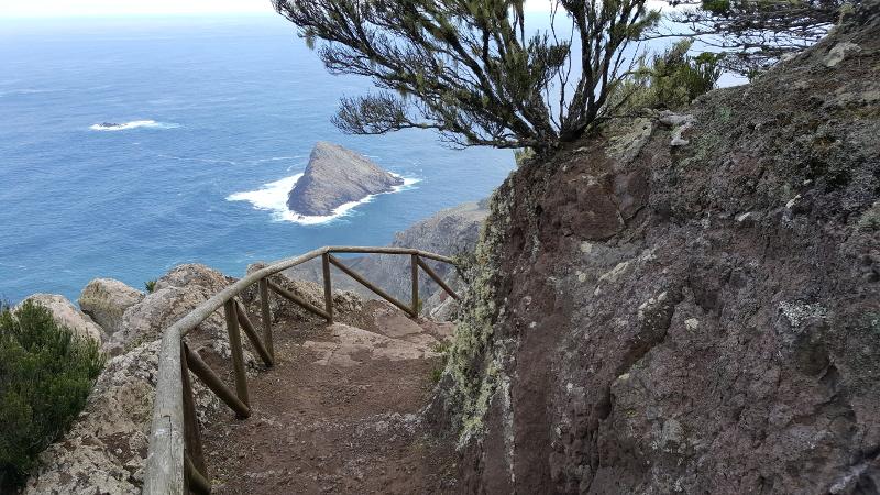 Porto Santo Wander PR1 zum Pico Branco