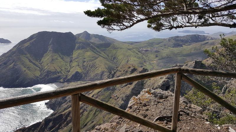 Wanderweg Porto Santo PR1 Vereda do Pico Branco e Terra Cha