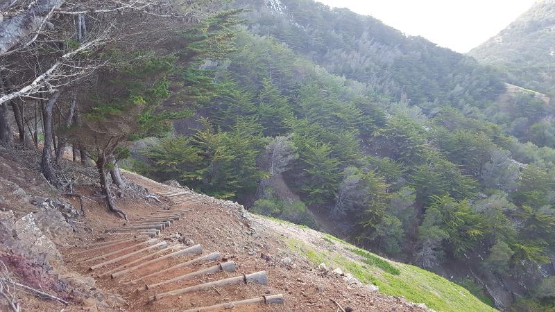 Porto Santo Wanderweg um den Pico Facho