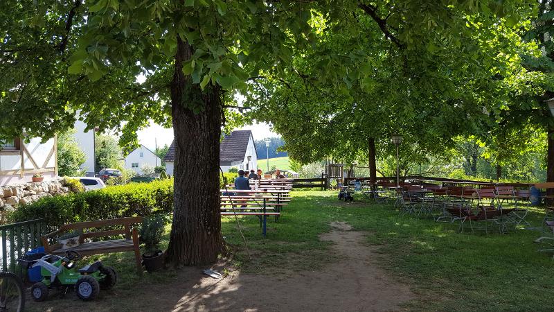 Biergarten Leuzenberger Hof