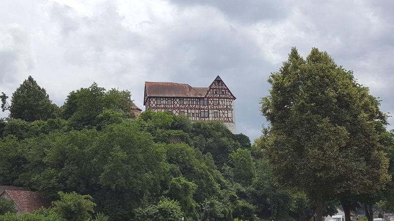 Mainradweg von Lohr am Main bis Wertheim