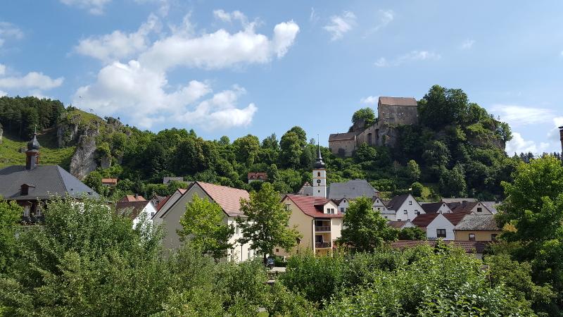 Radtour Fränkische Schweiz - Pottenstein