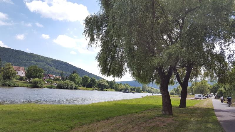 Mainradweg von Wertheim bis Miltenberg