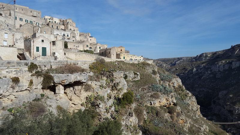 Sassi von Matera - Stadttour im historischen Weltkulturerbe-Ort, Italien