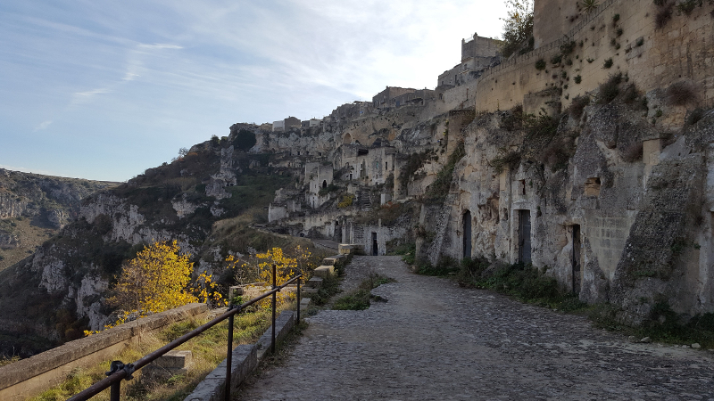 Sassi di Matera, Basilikata