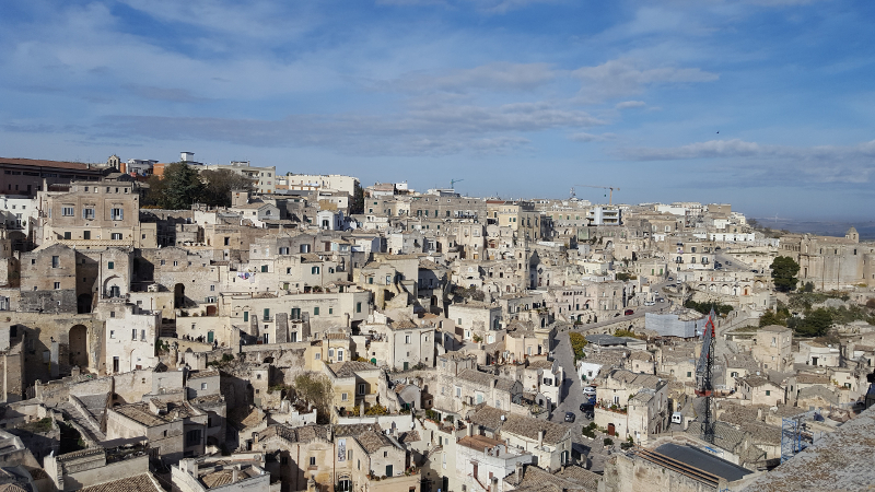 Stadttour Matera Basilikata