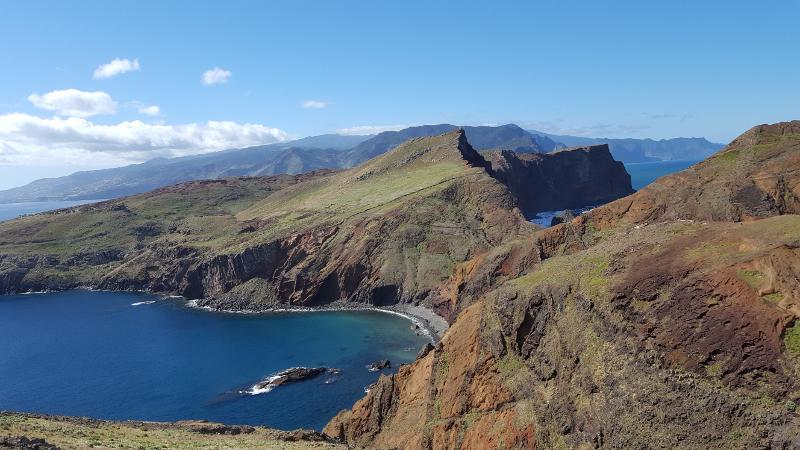 Madeira Wanderung Vereda da Ponta de São Lourenço