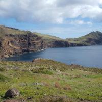 Madeira Sao Lourenco Blick auf die Halbinsel