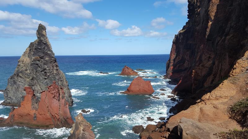 Madeira Wanderung São Lourenço