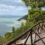 Küstenwanderung Mergoli-Vignanotica im Gargano Nationalpark, Italien