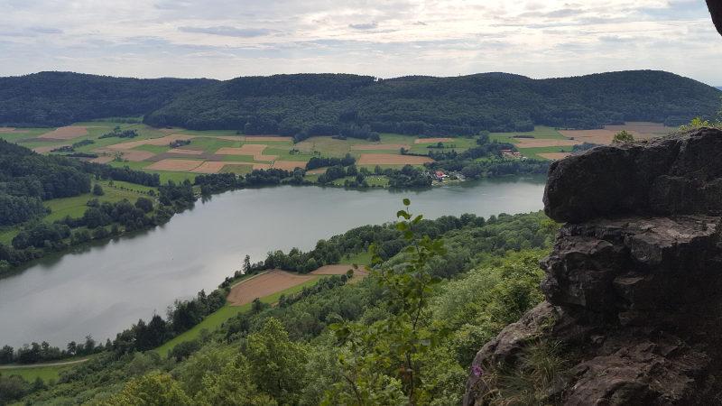 Wanderung Hohler Fels bei Happurg
