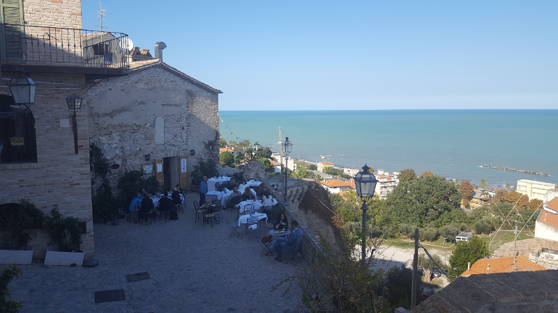 Grottammare Alta Borgo Antico