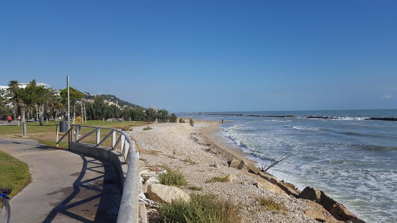 Radweg Palmenriviera Adriaküste