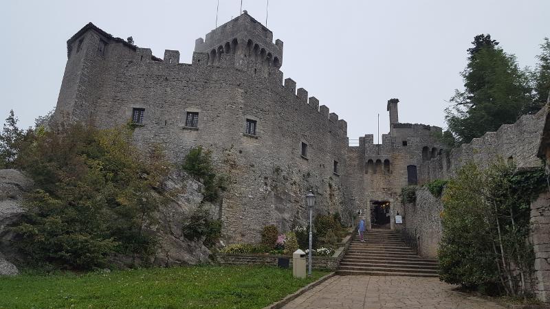 San Marino Burg