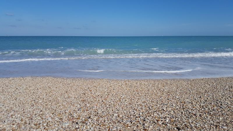 Strand Sassi Neri bei Sirolo