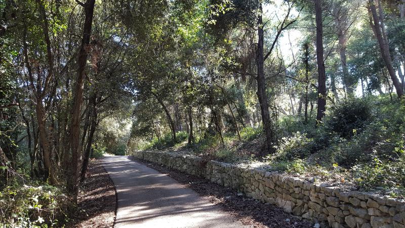 Wanderweg Rodi nach Sorgente di Canneto