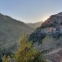 Wanderung von Apricale nach Perinaldo in Liguiren (West)