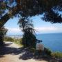 Wanderung Römerweg von Alassio nach Albenga in Ligurien