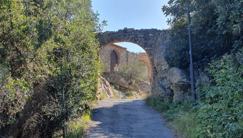 Römerweg Via Julia Augusta
