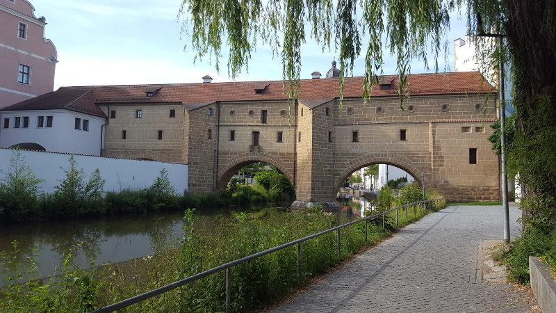 Radtour von Ammerthal nach Amberg und zurück