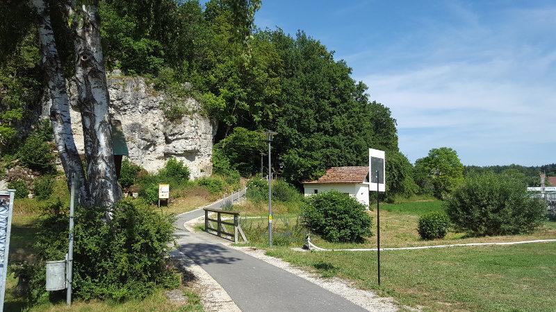 Radtour von Ammerthal nach Amberg, Ammerthal