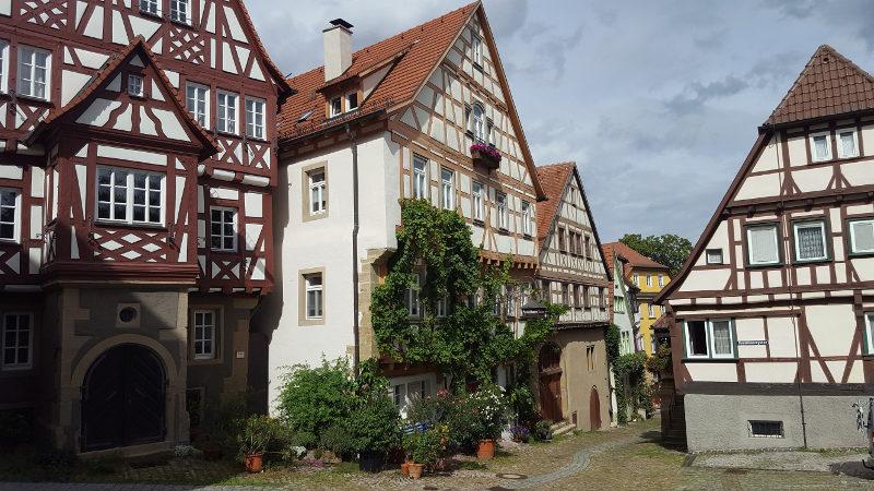 Neckartalradweg von Besigheim nach Bad Wimpfen