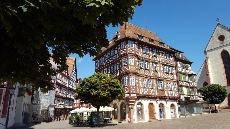 Mosbach Fachwerkstadt