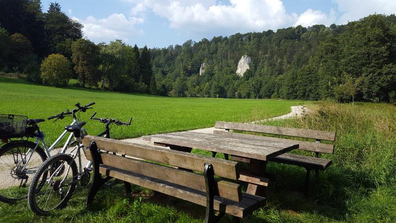 Pegnitztalradweg von Hersbruck bis Neuhaus