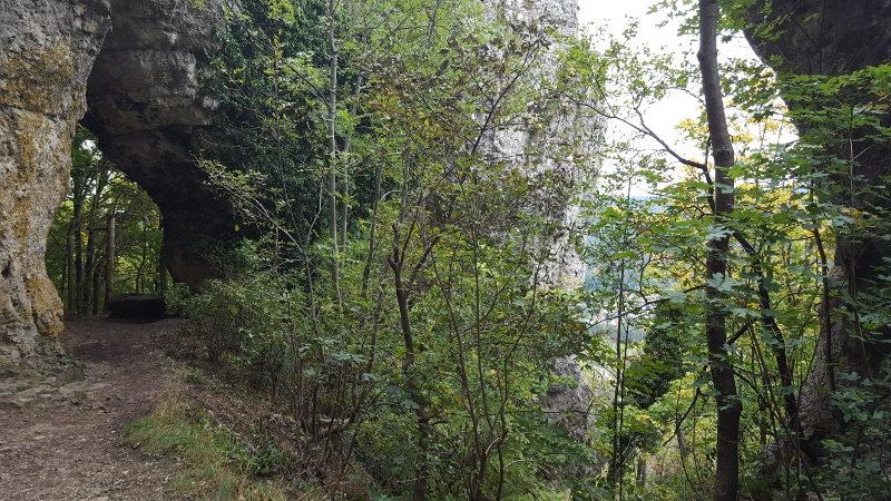 Wanderung Houbirg - Hohler Fels