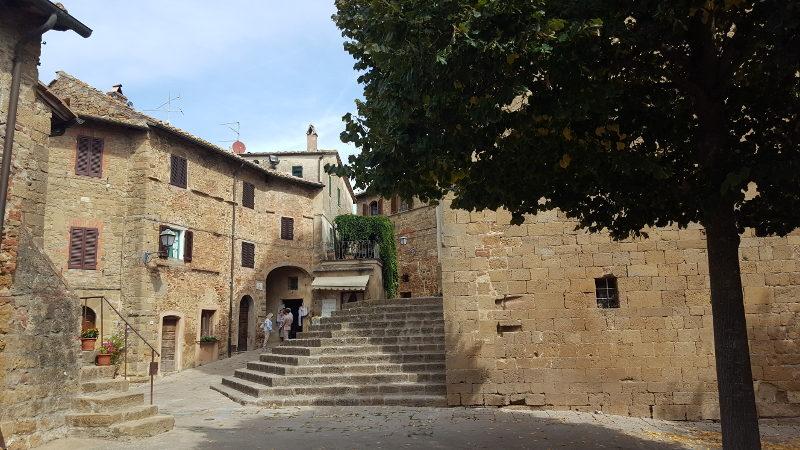 Wandertour von Montepulciano nach Pienza -Monticchiello