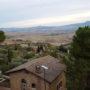 Wandertour von Montepulciano nach Pienza in der Toskana