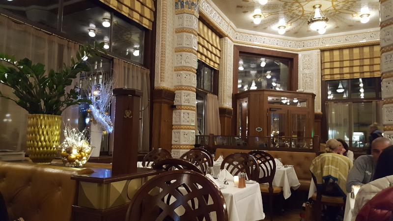 Prag Café Imperial