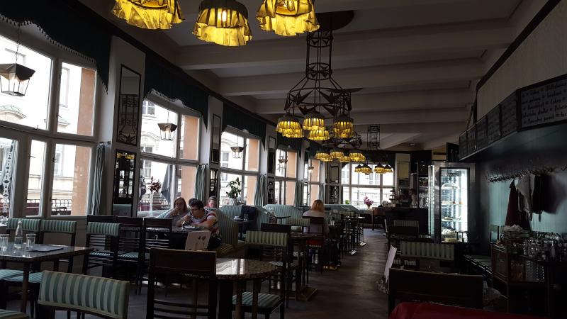 Prag Grand Café Orient